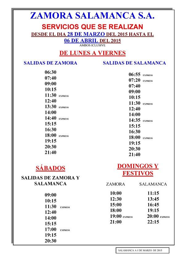 SERVICIOS QUE SE REALIZAN EN SEMANA SANTA 2015